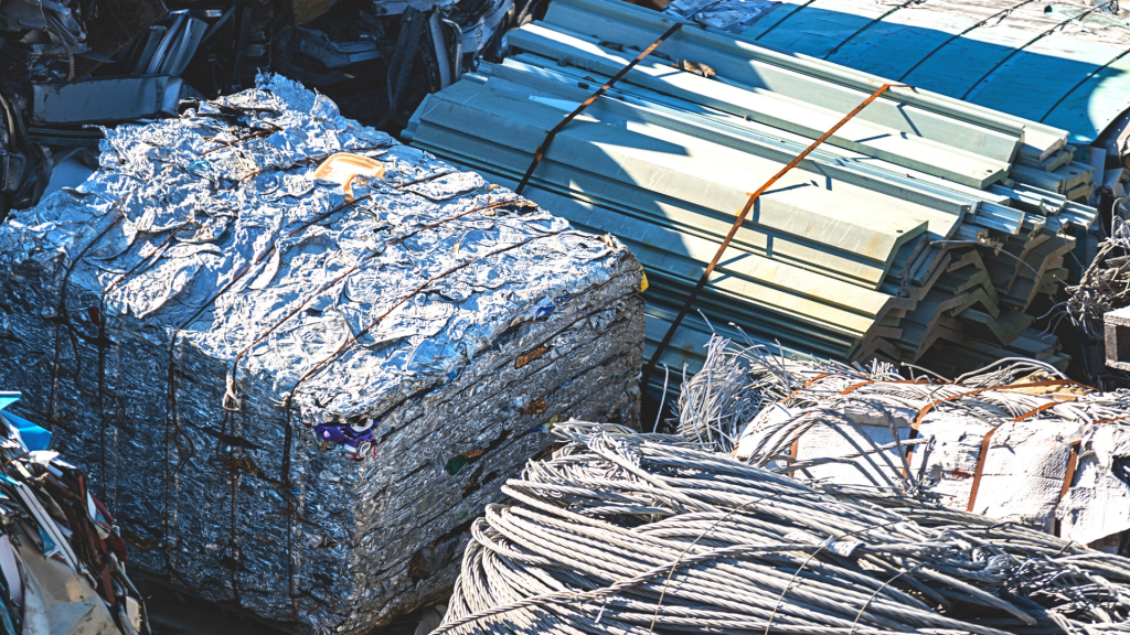 Scrap And Recycling: Your Next Business Venture?